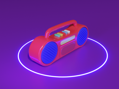 Vintage   My first Sony graphic design design my first sony vintage toys sony blender 3d
