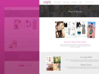 Fashion Tech Website