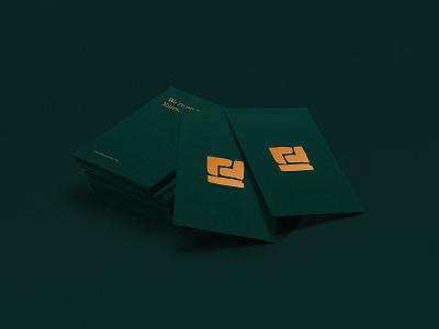 Elephas Business Cards mark print business cards color palette identity brand logo design logo design brand identity branding