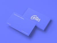 Atlas Business Card Design