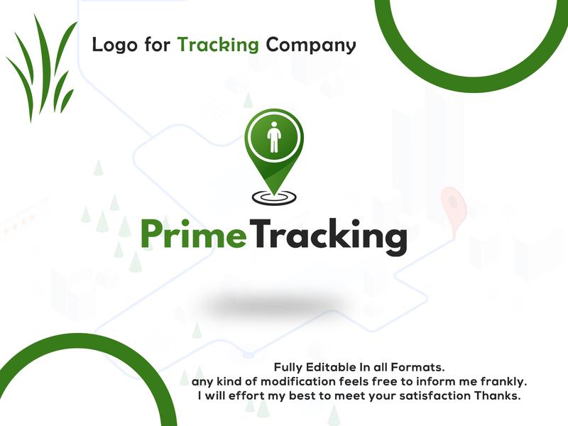 Logo For GPS Tracking Company