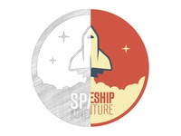 Spaceship Adventure Logo