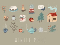 Winter mood