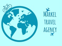 Logo design for the travel agency