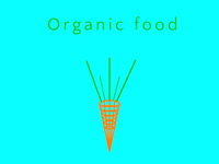Logo for organic Food