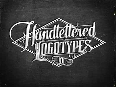 Handlettered logotypes ii