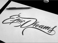 Epic Dreams Studio Logo