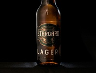 Miejscki Browar Stargard packaging label branding beer label beer logotype hand lettering type logo lettering typography