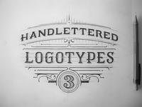 Handlettered Logotypes 3