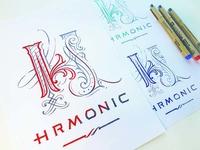 Hrmonic Logo