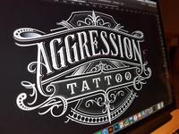 Aggression Tattoo