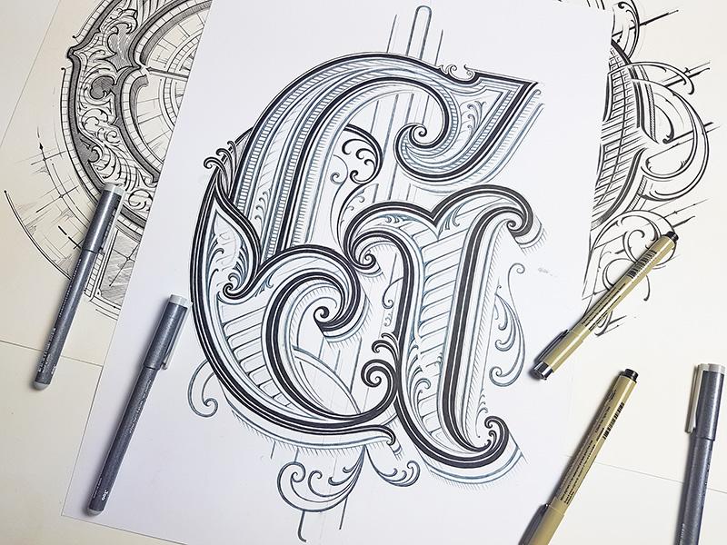 Letter gs