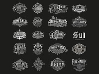 Logo Type Collection