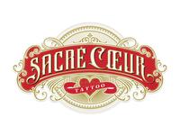 Sacre Coeur Tattoo Logo
