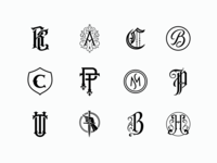 Monograms and Icons