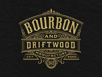 Bourbon and Driftwood