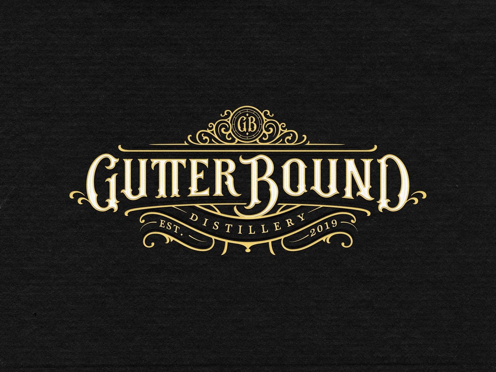 Gutter Bound Distillery By Mateusz Witczak On Dribbble