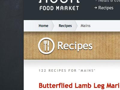 Recipes breadcrumbs texture