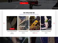 Axion Footwear Skateboard