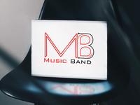 Music Band-logo & brand identity design