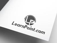 LearnPoint.com Logo Design