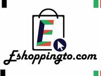 Eshopping logo Design