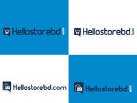 HELLOSTOREBD.COM -Logo Design