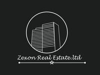 Zaxon Real Estate Ltd -logo & brand identity design
