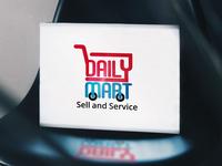 Daily Mart-Logo Design