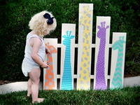 Pallet Sign Illustrative Painting