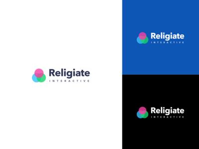 Logo Design [ Religiate Interactive ]