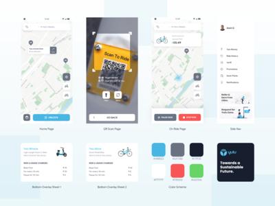 Bike & Cycle Sharing - YULU App
