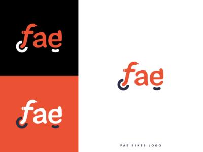Logo Design [ Fae Bikes ]