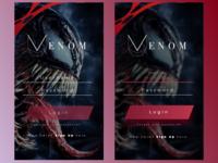 venom app design