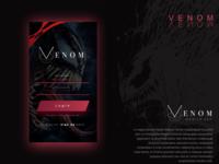venom app UI