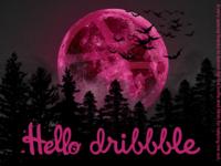 Hello Dribble.