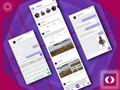 Polygon(Social App)