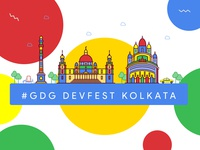 Devfest Kolkata Banner