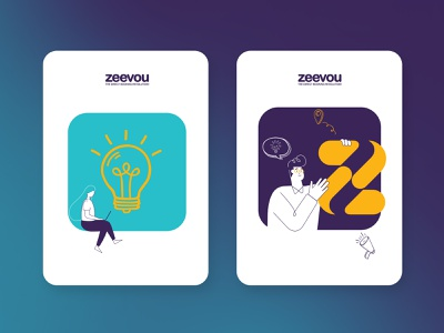 Paperless Industry concept branding ui illustrator flat design illustration