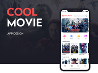 Movie App UI/UX