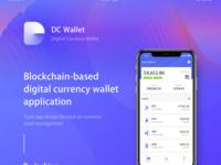 Mobile Wallet UI/UX