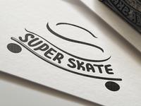 Logo for skateboard shop