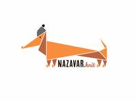 Logo for Nazavar handmade goods shop