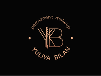 Logo for Makeup studio