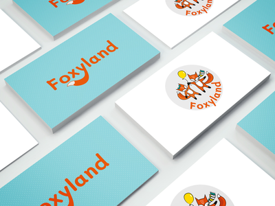 Logo for Foxyland