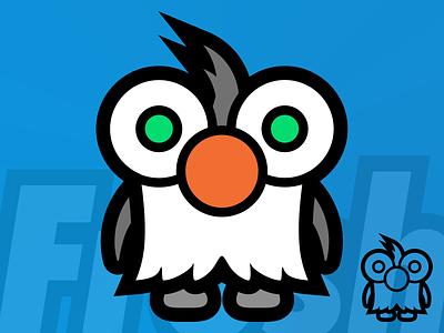 Frosh Mascot app design brand design logos logodesign logo design logo illustration