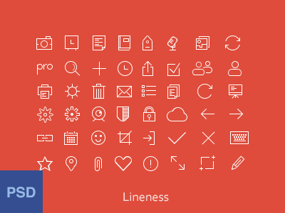 iconset tools notes files basic icon icons psd iconset download free line png