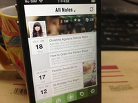 note type app