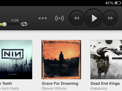 music ipad app