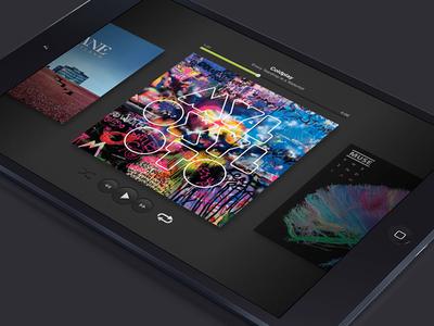 Zonga for iPad